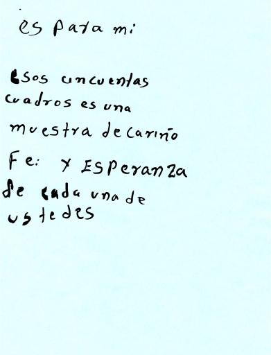 Entrega a Caravana de Madres de Migrantes Centroamericanos Desaparecidos. 2018